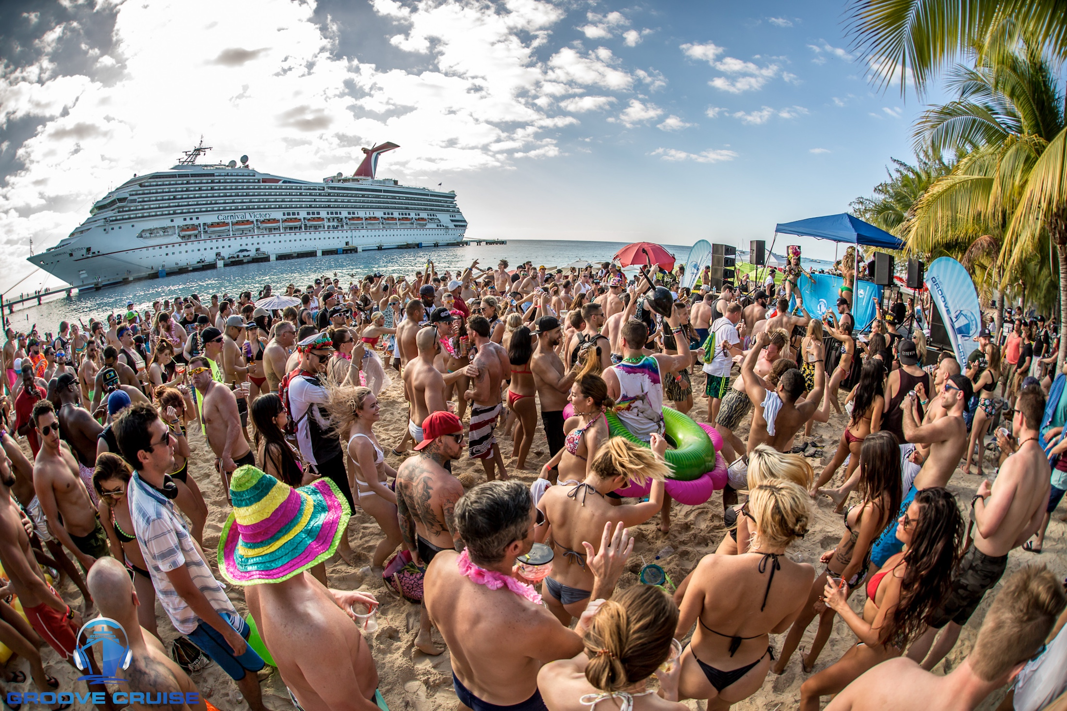 Groove Cruise Miami 2019 Announces Phase 1 Lineup