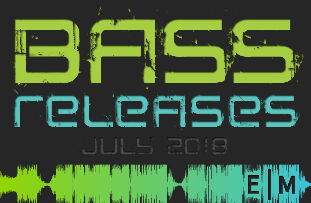 July's Top 15 Bass Releases
