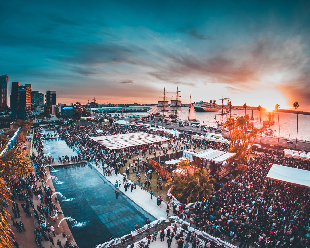 CRSSD Festival Releases Fall '18 Phase 2 Lineup