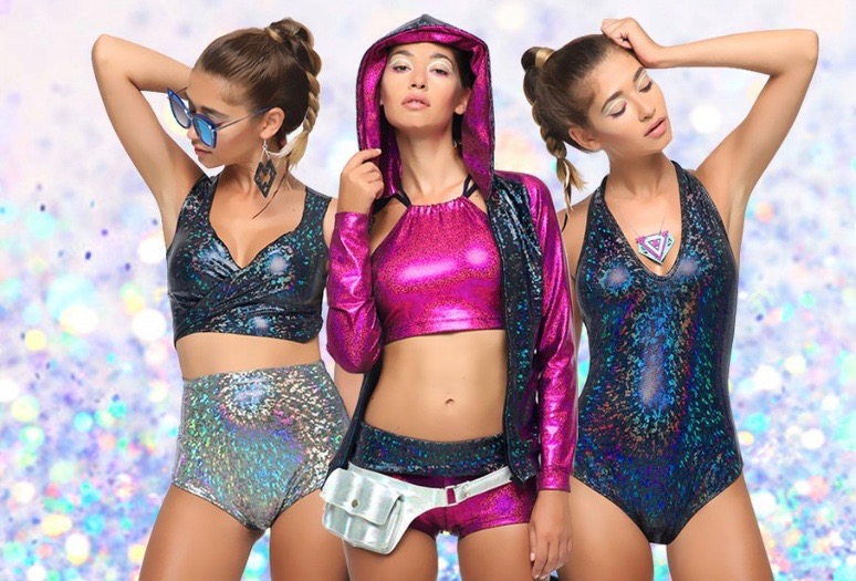 Behind the Scenes of A Rave Wear Company