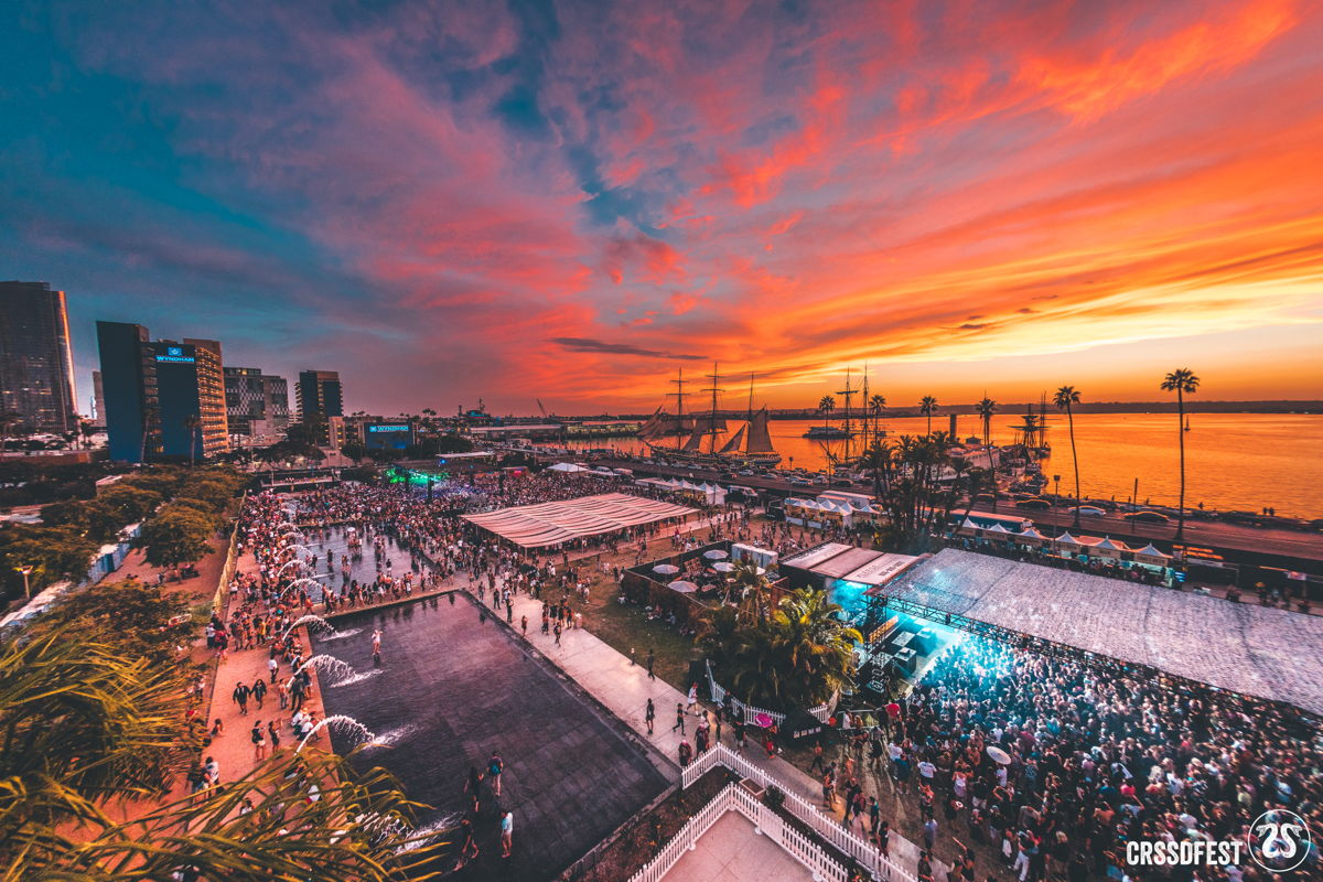 CRSSD Festival Spring 2019 Phase One Announced