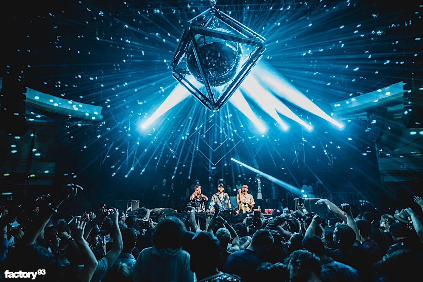 Jamie Jones And The Martinez Bros. Bring The Rave Back to LA [Photo Gallery]