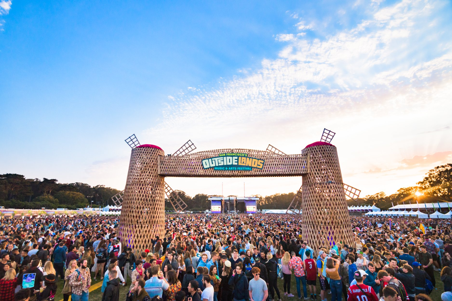 Outside Lands 2019 Releases Full Lineup