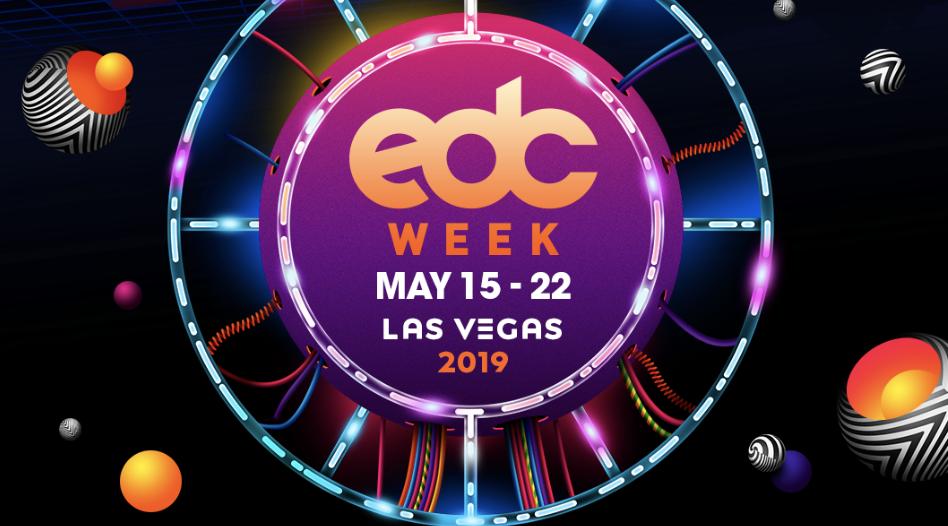 EDC Week 2019 Lineup Announced