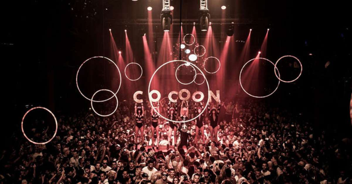Cocoon Ibiza Makes Return to Original Home Amnesia