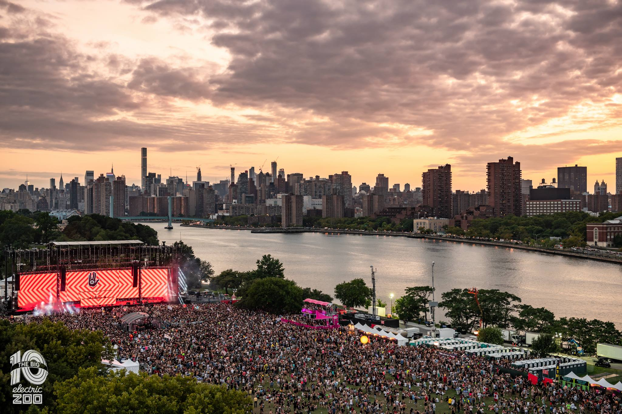 Electric Zoo: Evolved Lineup Announced