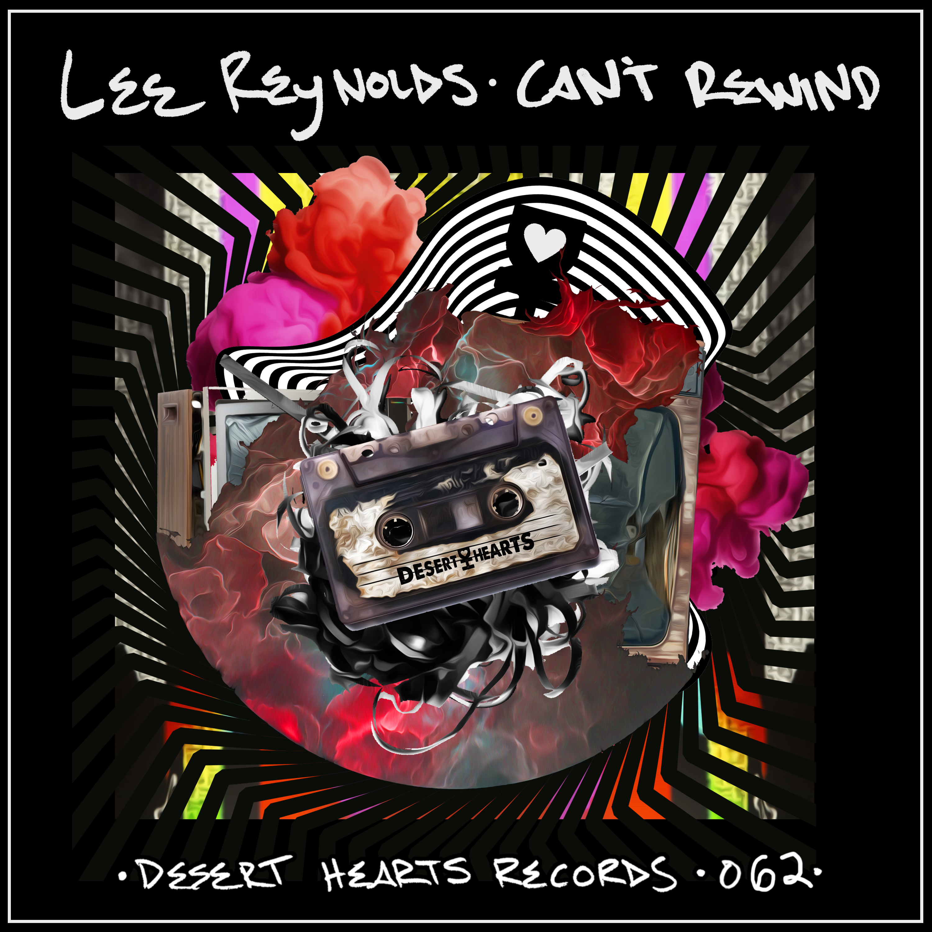 """Lee Reynolds drops """"Can't Rewind"""" EP on Desert Hearts Records"""