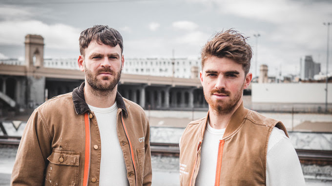 The Chainsmokers Join EXIT Festival's Packed 2019 Lineup