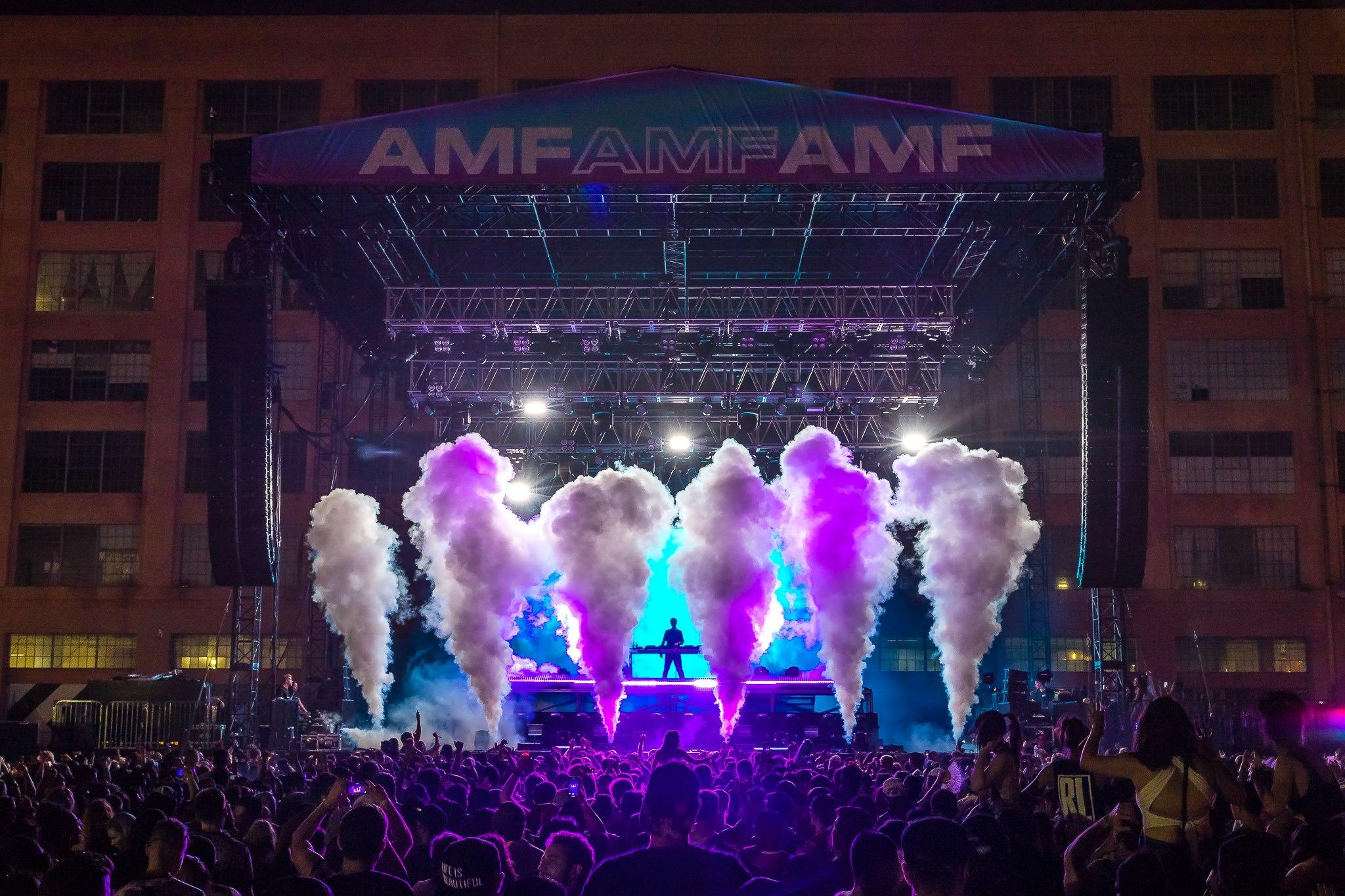All My Friends Music Festival Returning to Light Up DTLA