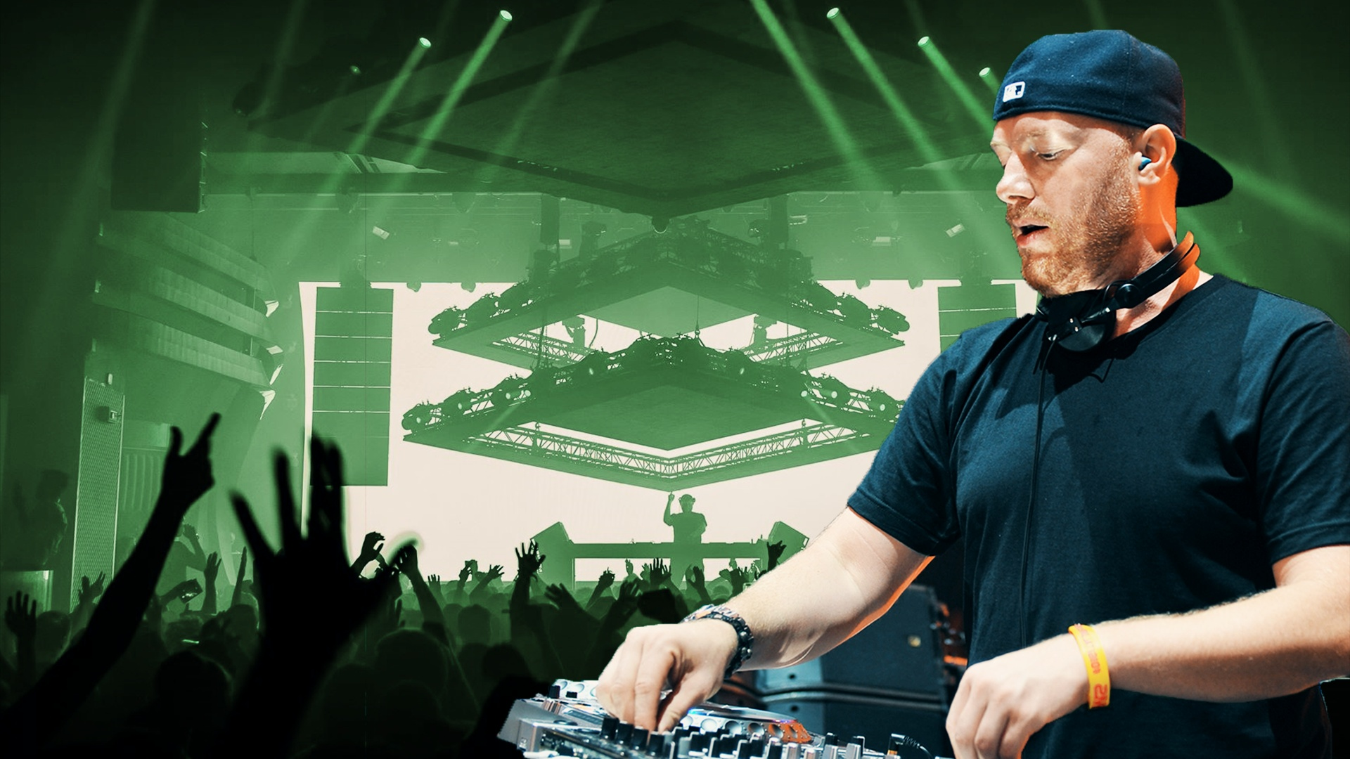 Eric Prydz Releases Lineup for HOLO Event at Steel Yard in London