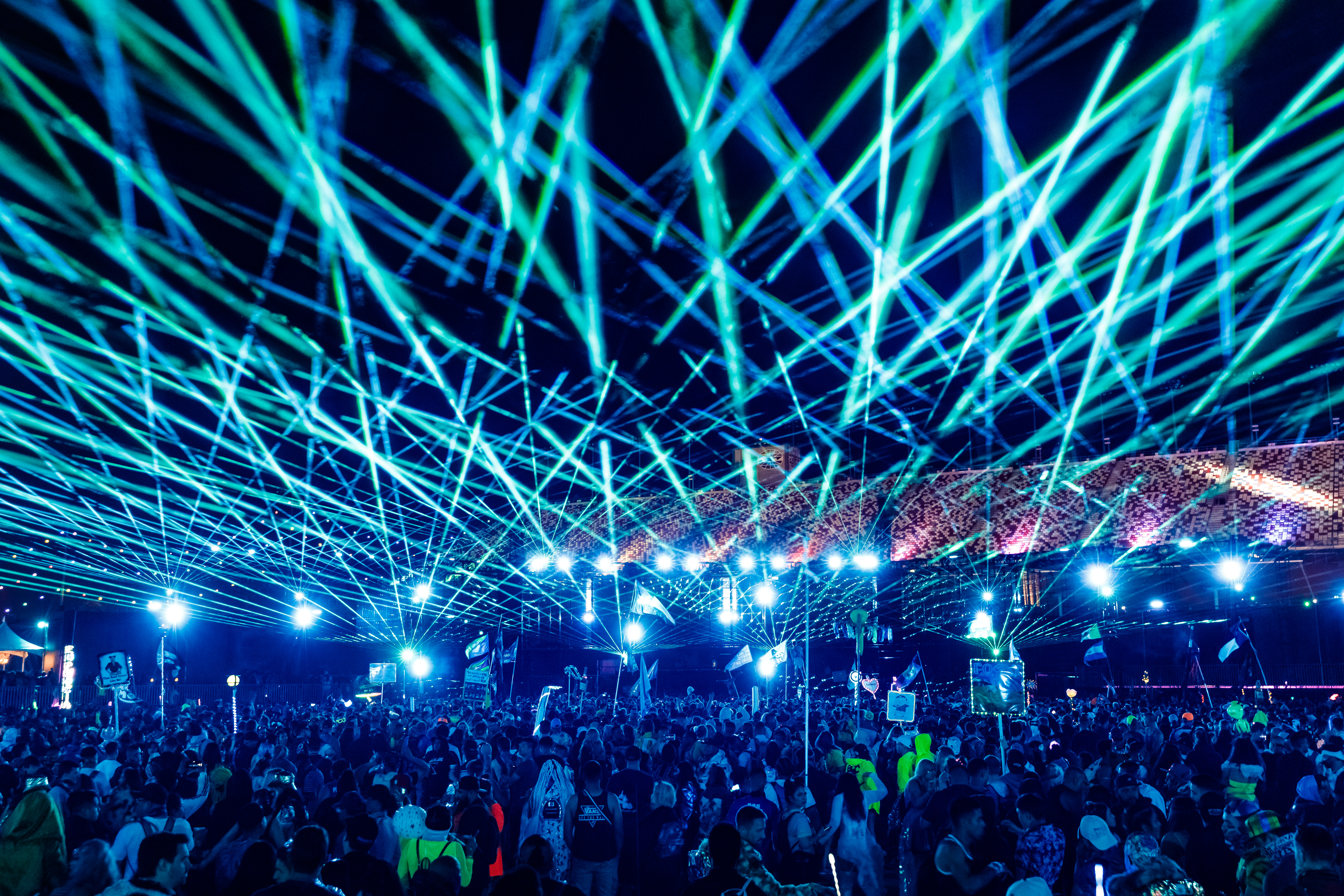 EDC Vegas 2019: Seven Years Later