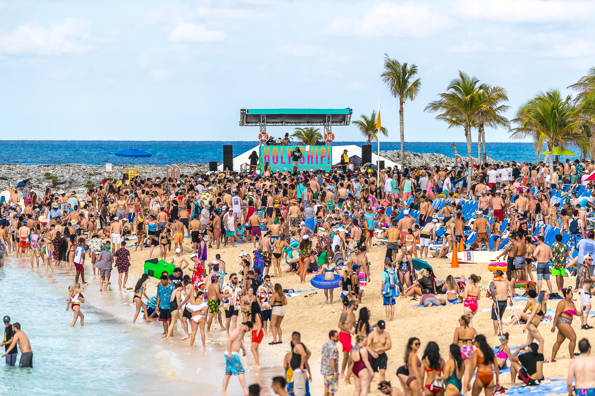 Holy Ship! Wrecked Announced