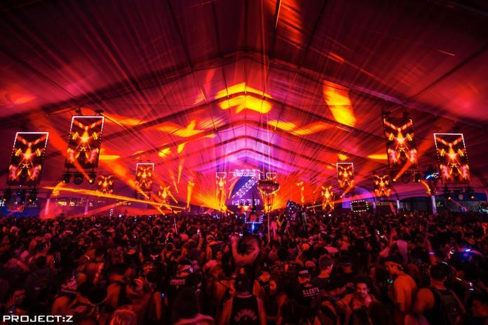 Bassrush and Basscon Destroy the Lineup Game for 3rd Annual Project: Z