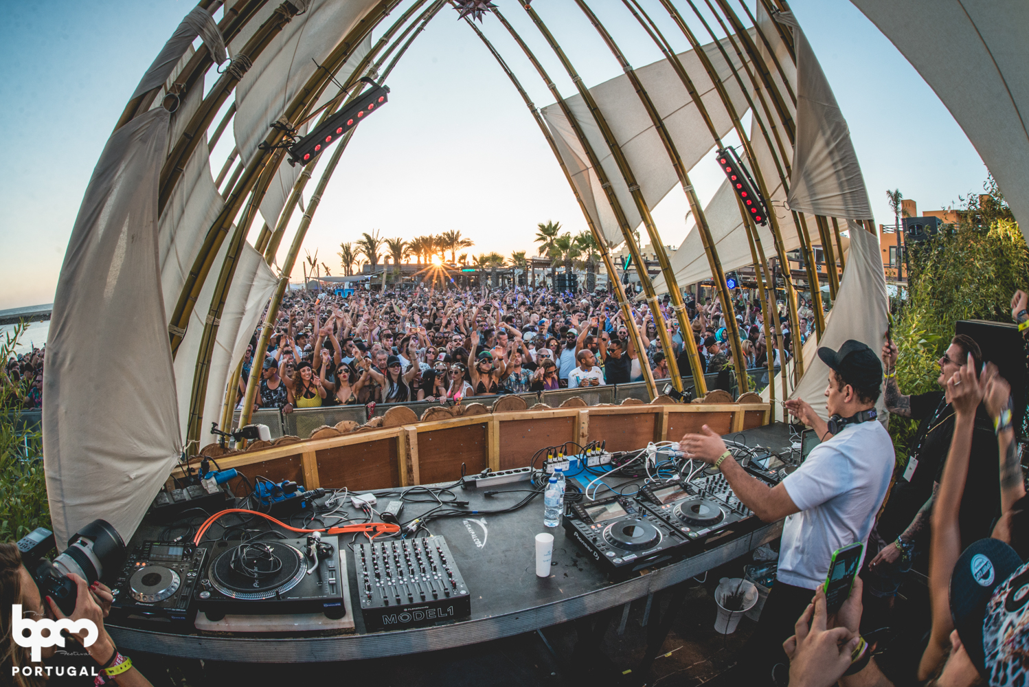 BPM Festival in Portugal Releases Second Round of Artists