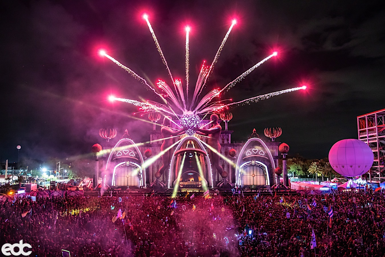 EDC Orlando 2019 Releases Biggest Lineup To Date