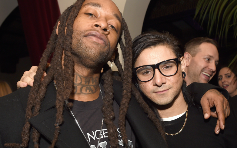 "Skrillex Releases New Track: ""Midnight Hour"""