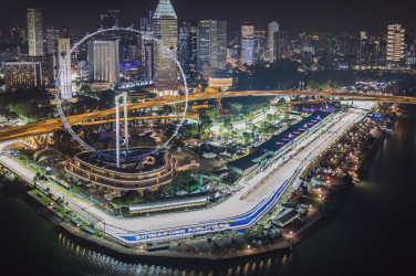 Racecars and Ravers: A Look Inside the EDM-Filled Formula 1 Grand Prix