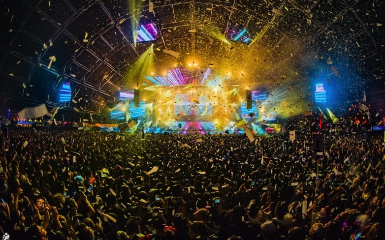 Countdown NYE Announces Earth Shattering Lineup