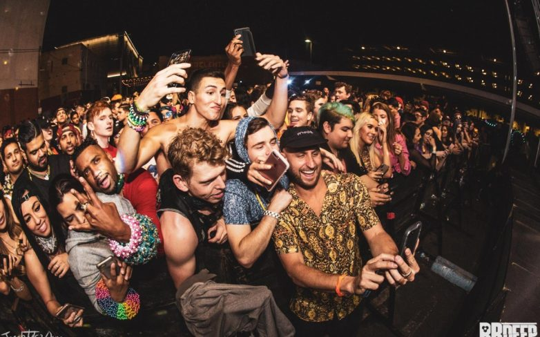 Here's What Happened When I Brought My Mom To An EDM Event
