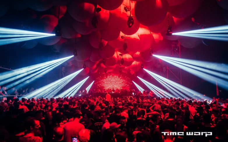 Germany's Mind-Blowing Techno Event, Time Warp, Announces 2020 Lineup