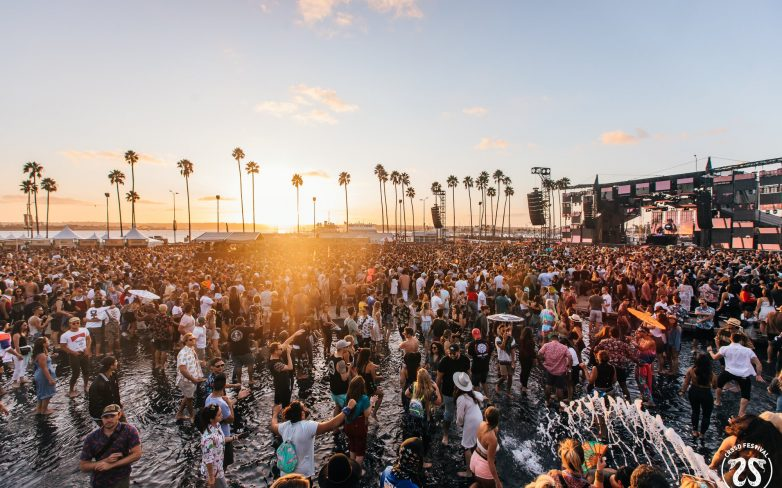 Oh Yes, Oh Yes, San Diego's CRSSD Festival Will Stream Carl Cox And More Live This Sunday