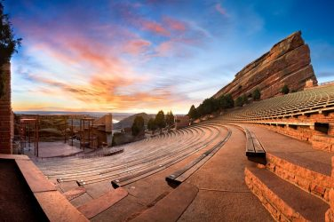 The First Concert At Red Rocks Since Pandemic Started Is Tonight