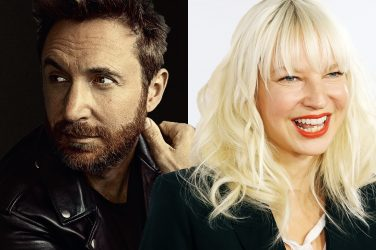 """David Guetta and SIA Reunite for """"Lets Love"""" Out September 11th"""
