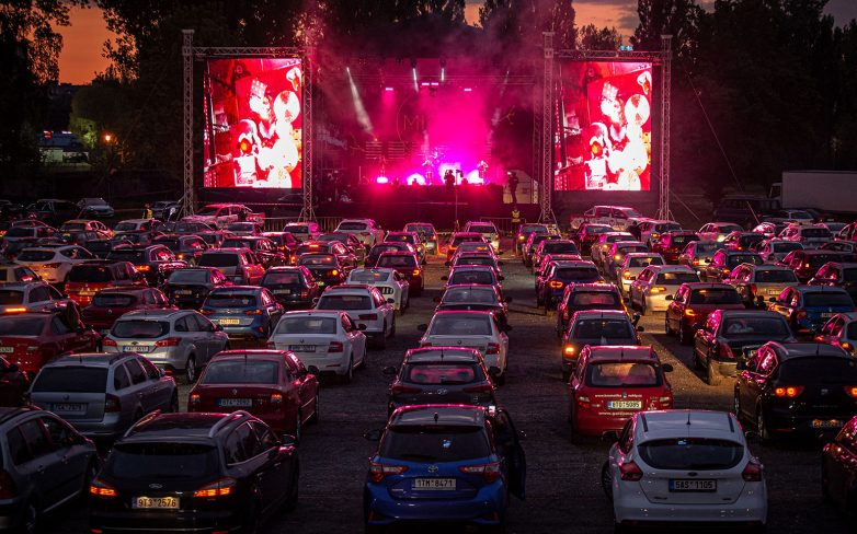 Utah Motorsports Campus Confirmed To Host Drive-In Rave