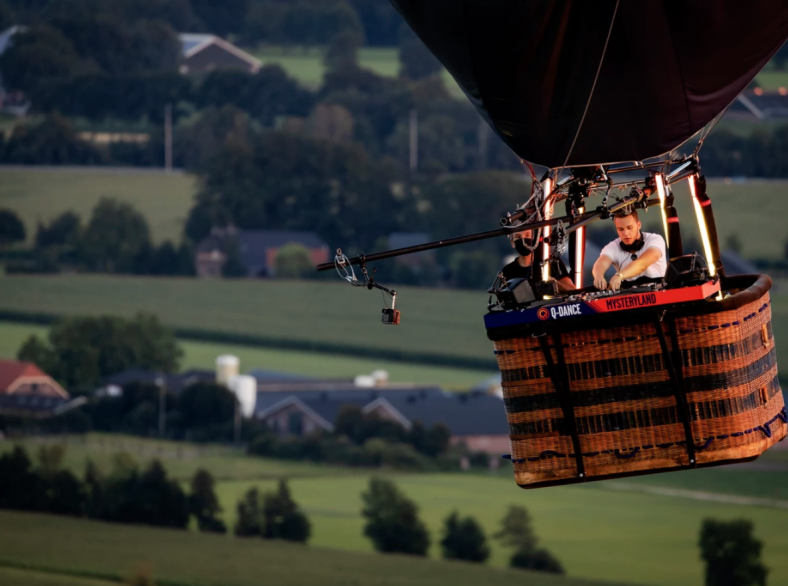 DJs Will Play Sets From A Hot Air Balloon For Upcoming Virtual Festival