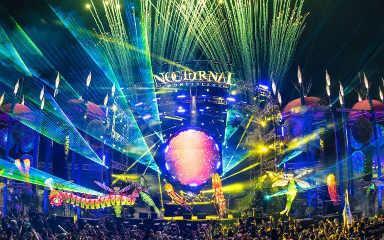 Insomniac Announces Nocturnal Wonderland 2021
