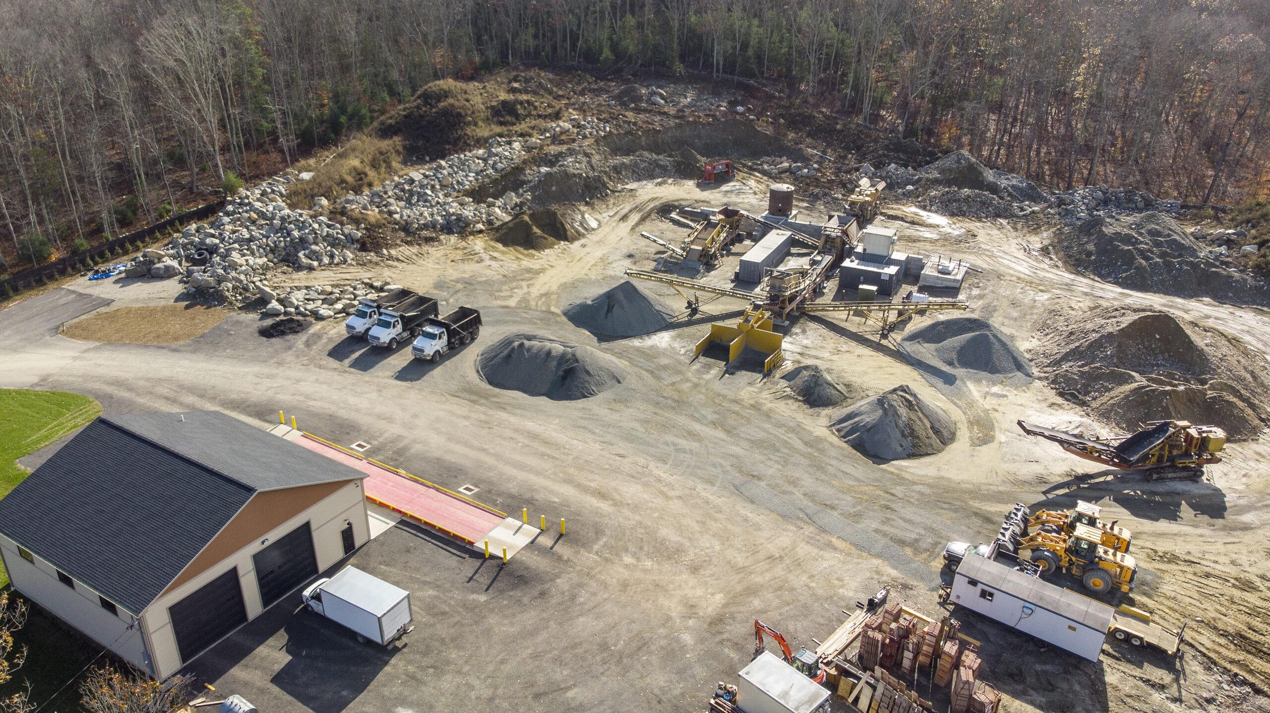 Plainfield Materials Yard