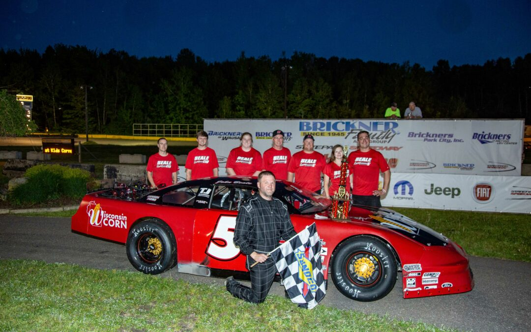 Beale Claims Wisconsin Challenge Series Opener for First Win at SPS