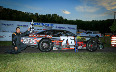 WEINFURTER, VOLM VICTORIOUS IN CWRA STARS  TO LEGENDS TOUR ACTION AT STATE PARK SPEEDWAY