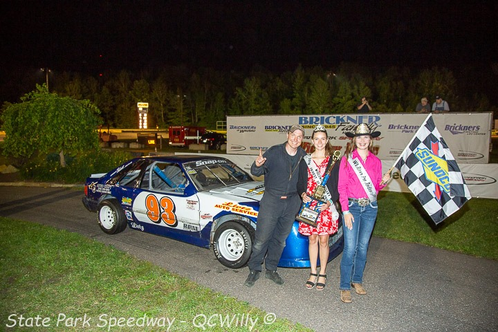 Jimmer Lietz, Ferge and Hartwig all prevail on Detjens Friday