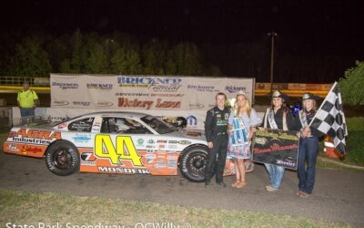 Mondeik rolls to second super late feature win on Kids Night