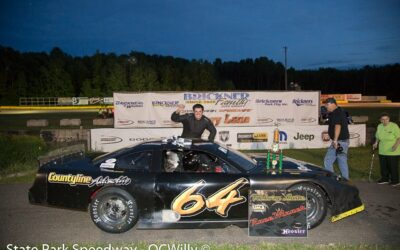 Olson hooked up, claims second-ever career SPS feature