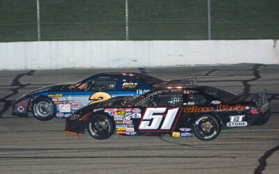 EXPERIENCED AND EXCITING GROUP OF DRIVERS VIE FOR BIG 8 DETJENS CROWN