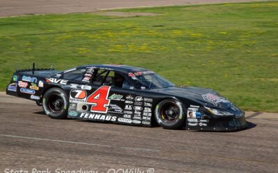Fenhaus breaks out for first SPS feature win of season