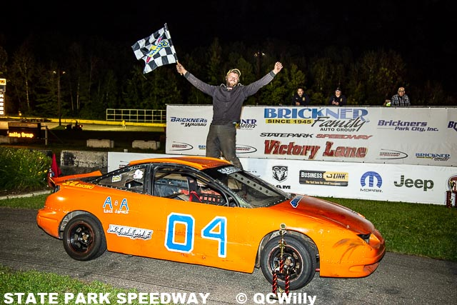 Pingel, Stark get to top for first time in SPS features