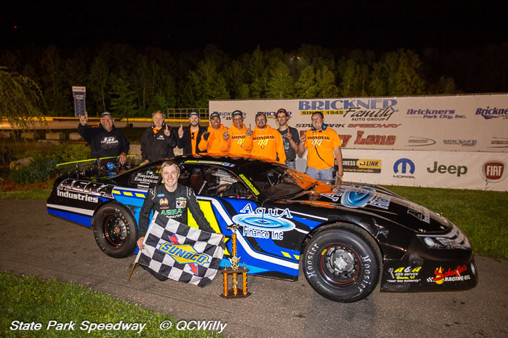 Mondeik picks up where he left off with feature win in SPS opener