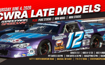 CWRA Comes to State Park Speedway Thursday Night