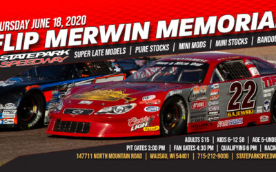 Flip Merwin Memorial Race Information and SLM Driver Registration