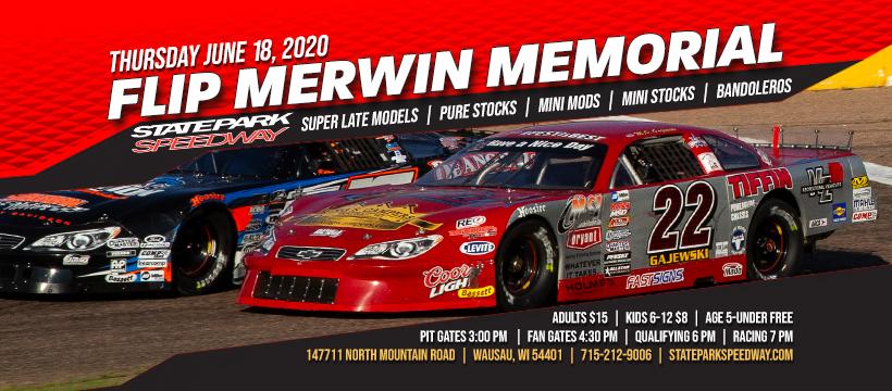 Flip Merwin Memorial Race Information and SLM Driver Registration