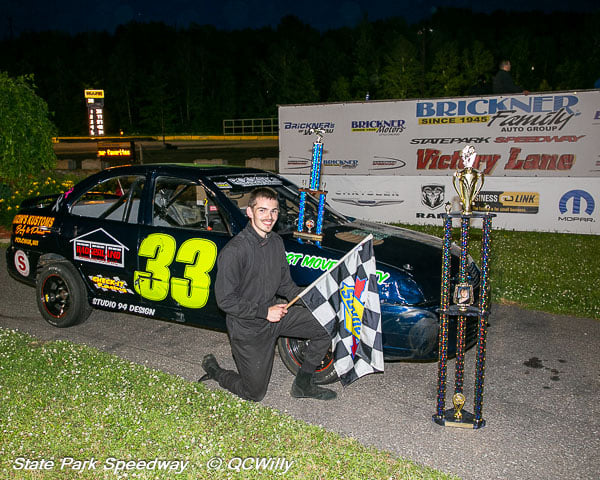 Seliger stays hot, Check and Volm ring the bell for first feature wins of 2020