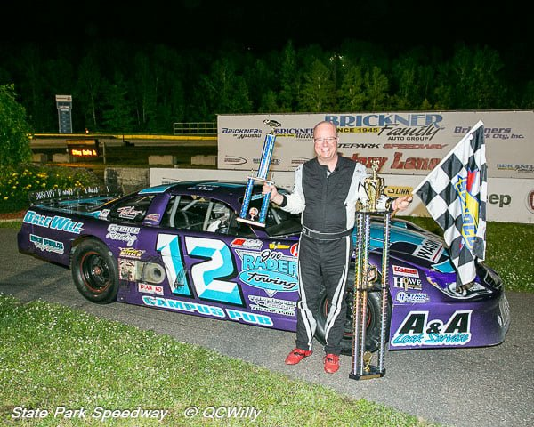Mackesy moves past Reffner in SPS record books, Paine gets first-ever CWRA win