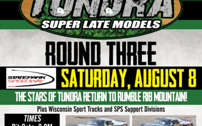 State Park Speedway is the Next Stop for the TUNDRA Series