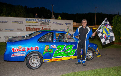 Trio of drivers collect first feature wins of the season at SPS