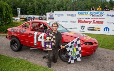 Breitenfeldt, No. 14 a feature winner again at State Park Speedway; Blount, Cabelka, Hartwig add feature wins