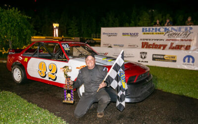 John Lietz edges son Jimmer in mini mods, Cabelka, Strachota add feature wins