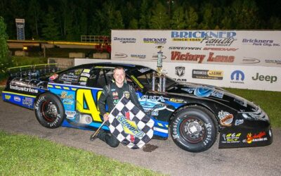 Mondeik dominates again for third State Park feature win of season